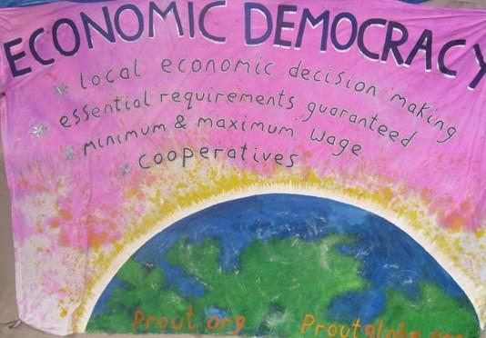 Economic Democracy: The Freedom Struggle of the 21st Century