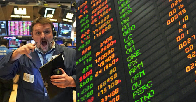 Close down the speculative markets