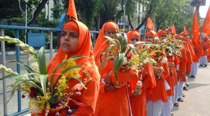 Ananda Marga Observe Bijon Setu Memorial Day In Spite of CPM Maneuver