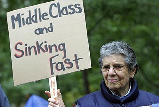 The Middle Class Potentiality