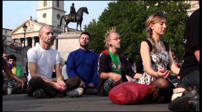 The Importance of Asanas in Revolutionary Meditation